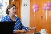 """Elvira Cuadra, directora del IEEPP: """"Nadie dice ahora que la Policía es la mejor"""""""