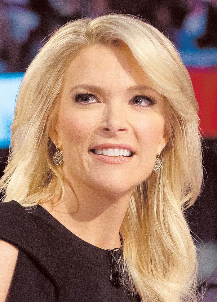 Megyn Kelly, Estados Unidos, Donald Trump