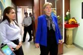Embajadora de Estados Unidos se reúne con diputados sandinistas