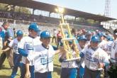 Managua es campeón del beisbol infantil AA