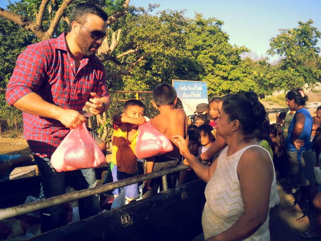 LA PRENSA/N. Gallegos