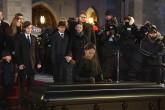 Celine Dion agradece al público por estar con ella y su familia
