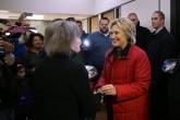 Hillary Clinton, entre el pragmatismo y el progresismo en recta final de Iowa