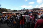Desorden en terminal de buses de Jinotega