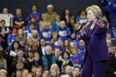 Hillary Clinton vence por la mínima a Bernie Sanders en Iowa