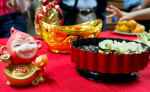 Año del mono que representa para los chinos la unión entre el fuego y el metal.  LA PRENSA/YADER FLORES.