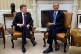 Obama pide más dinero para proceso de paz en Colombia