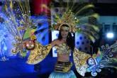 Miss Nicaragua y su competencia de trajes nacionales