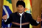 Escándalo salpica a Evo Morales
