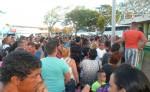 La Cruz llegó a albergar en su pico alto, a más de 4 mil migrantes cubanos a finales de año. Eso significó un reto y una enorme presión para este municipio de 7 mil habitantes, según el vicealcalde. LA PRENSA/J. BRAVO