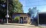 Los pobladores piden a las autoridades fumigar lo más pronto posible ante el incremento de zancudos. LA PRENSA/ARCHIVO