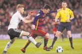 El Barsa contra el sotanero y Madrid obligado a ganar al Granada