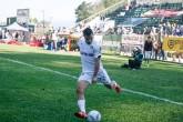 Juan Barrera estuvo participativo en el empate de Comunicaciones contra Marquense