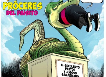 El Azote semanal – 07.02.2016