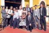 Familia de Rubén Darío presente en centenario de su muerte