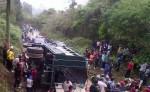 Tres personas resultaron gravemente heridas en el accidente ocurrido en Murra. LA PRENSA/CORTESÍA