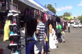 Culmina feria escolar en Mercado Roberto Huembes.
