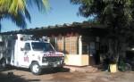 La ambulancia  que estaba en Cruz Roja no servía, esta ahora se encuentra en  Managua.  LA PRENSA/ARCHIVO