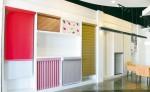 Variada gama de cortinas  con nuevas telas y texturas amigables con el medioambiente.     LAPRENSA/ LUIS GUTIERREZ Variada gama de cortinas  con nuevas telas y texturas amigables con el medioambiente.     LAPRENSA/ LUIS GUTIERREZ