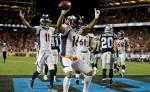 Los Broncos de Denver vencieron con claridad a las Panteras de Carolina. LA PRENSA/AP