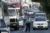 Caos vial acabaría con un servicio de buses eficiente