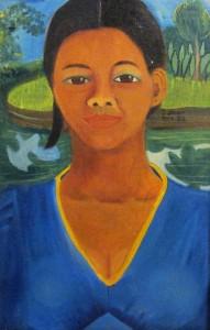 Bienal, pintura,Nicaragua