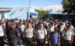 Un total de 82 policías   voluntarios del departamento de Matagalpa,  serán preparados a fin de convertirse en policías profesionales. LA PRENSA/ LUIS EDUARDO MARTÍNEZ