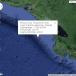 Se registra sismo frente a La Boquita y Casares