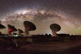 Galaxias escondidas tras la Vía Láctea salen a la luz