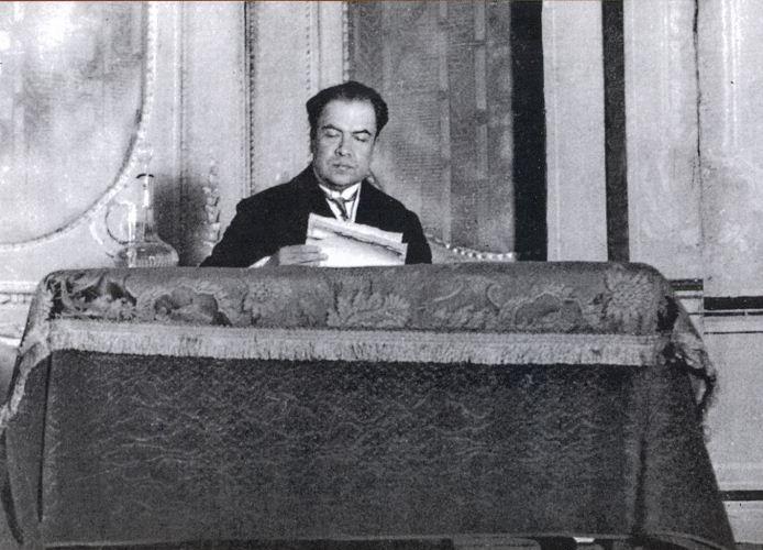 Cesar Vallejo modernismo