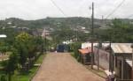 En Camoapa los pobladores reciben agua sucia y mal oliente. LA PRENSA/MELVIN. RODRÍGUEZ