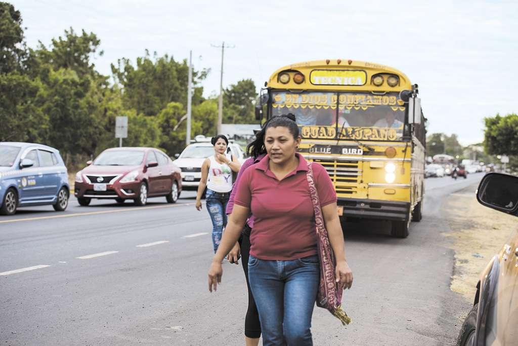 Managua, Tráfico