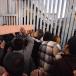 Familiares de presos del penal de Topo Chico enfrentan a policías