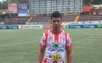 Marlon López sería el octavo nica en jugar en la Primera División de Costa Rica. LAPRENSA/ CORTESÍA/ SANTOS