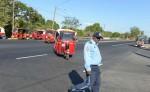 Dueños y conductores de caponeras en Nagarote reclamaron   por la presencia de mototaxis pirata, pero nadie respondió a sus inquietudes.  LA PRENSA/M. ESQUIVEL