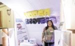 Katherine Terán dijo que la  oferta de Hopsa Ecotec es novedosa.  LA PRENSA/CORTESÍA