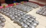 350 libras,de marihuana equivalentes  fueron encontrados este viernes por la Policía Naciona. LA PRENSA/A.Lorío