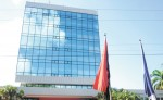 Edificio del Instituto Nicaragüense de Seguro Social. LA PRENSA/ARCHIVO