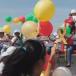 Marchan por los niños con cáncer