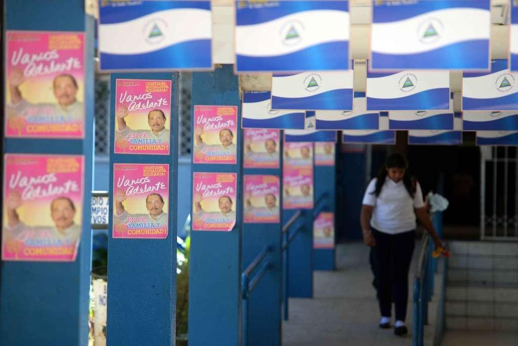 ley de acceso a la informacion nicaragua: