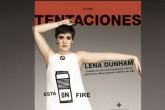 Lena Dunham  cuestiona a El País por retocar su foto