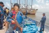 Por el Caribe nicaragüense sigue pasando droga