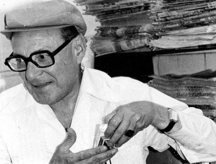 Ernesto Mejía Sánchez. LA PRENSA/Archivo