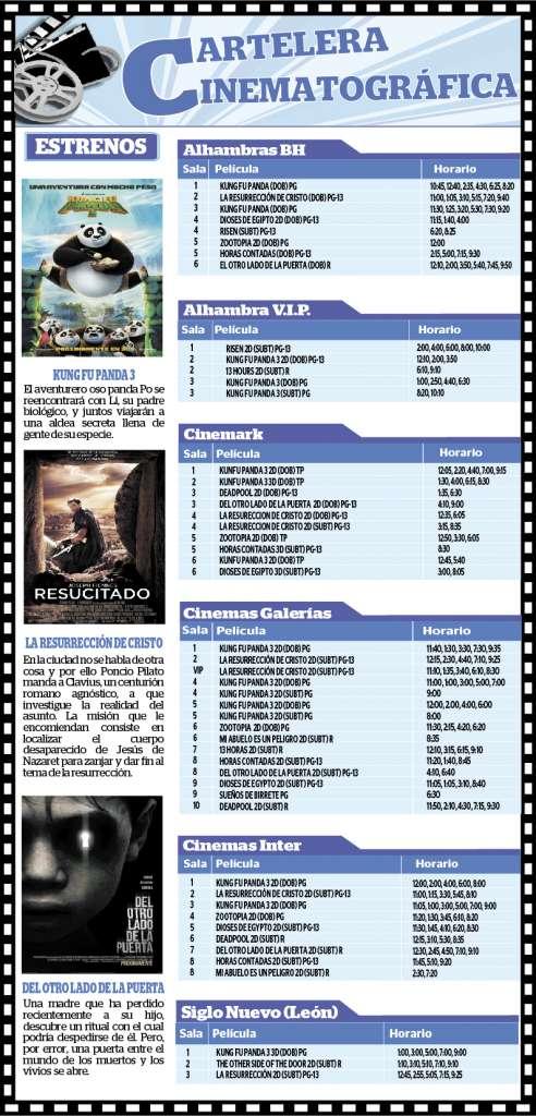 Cines WEB10032016
