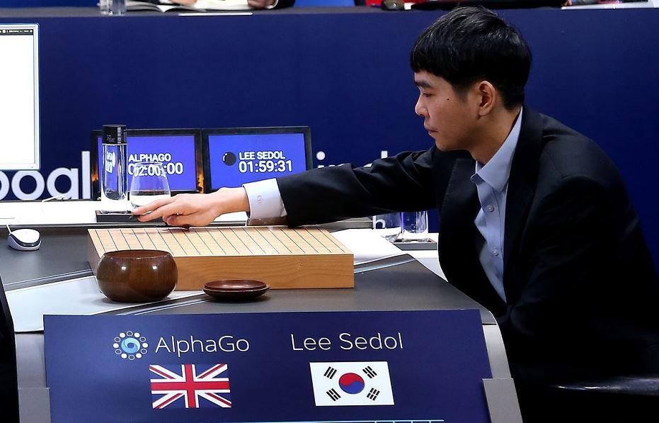 Alphago, Lee Se-Dol, go, juego go