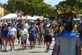 Latinos de Miami celebran su diversidad en Carnaval de la Calle Ocho