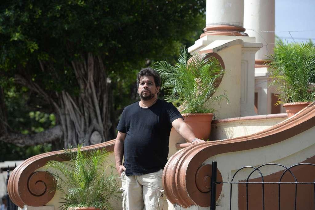 Francisco Larios. LA PRENSA/ROBERTO FONSECA.