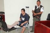 Reo podría perder su pierna en el Sistema Penitenciario