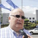 José Pallais, exdiputado y jurista.LA PRENSA/Manuel Esquivel/ARCHIVO
