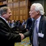 Nicaragua presenta memoria sobre disputa con Colombia